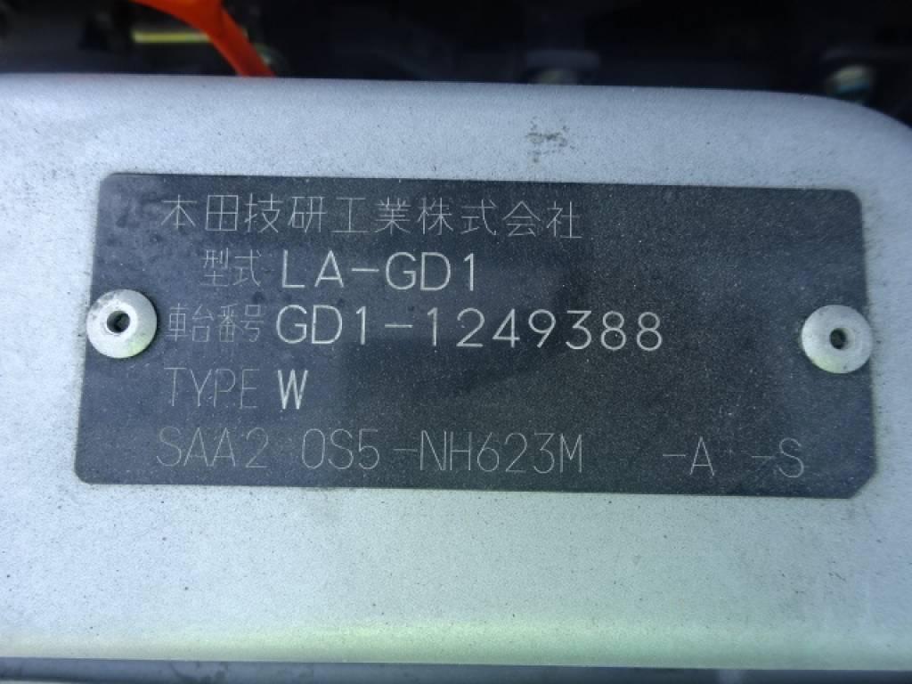 Used 2002 AT Honda Fit GD1 Image[5]