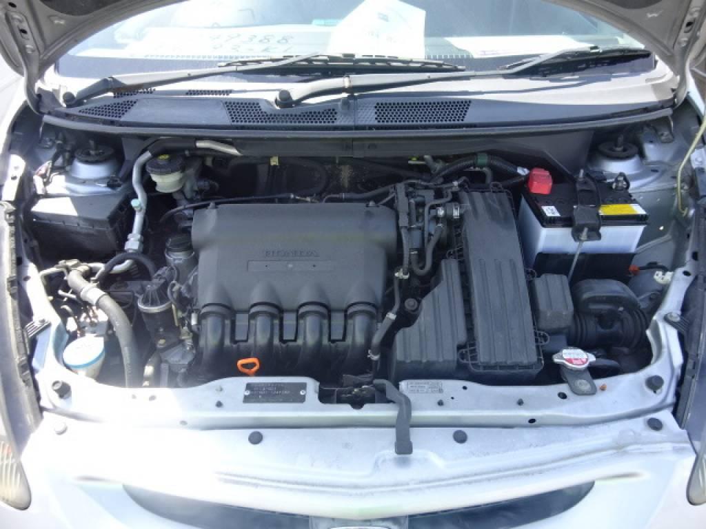 Used 2002 AT Honda Fit GD1 Image[6]