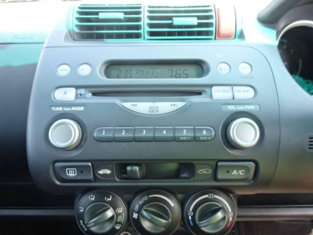 Used 2002 AT Honda Fit GD1 Image[9]
