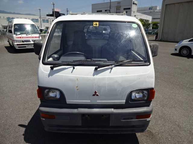 Used 1994 MT Mitsubishi Minicab Truck V-U41T Image[1]