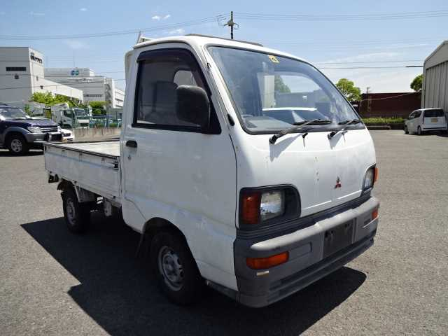 Used 1994 MT Mitsubishi Minicab Truck V-U41T Image[2]