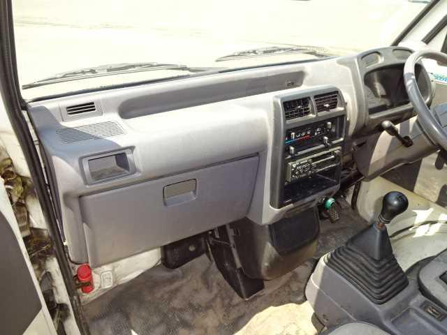 Used 1994 MT Mitsubishi Minicab Truck V-U41T Image[19]