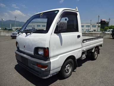 Mitsubishi Minicab Truck 1994 from Japan
