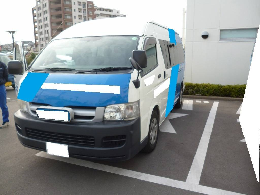 Used 2005 AT Toyota Hiace Commuter KR-KDH222B
