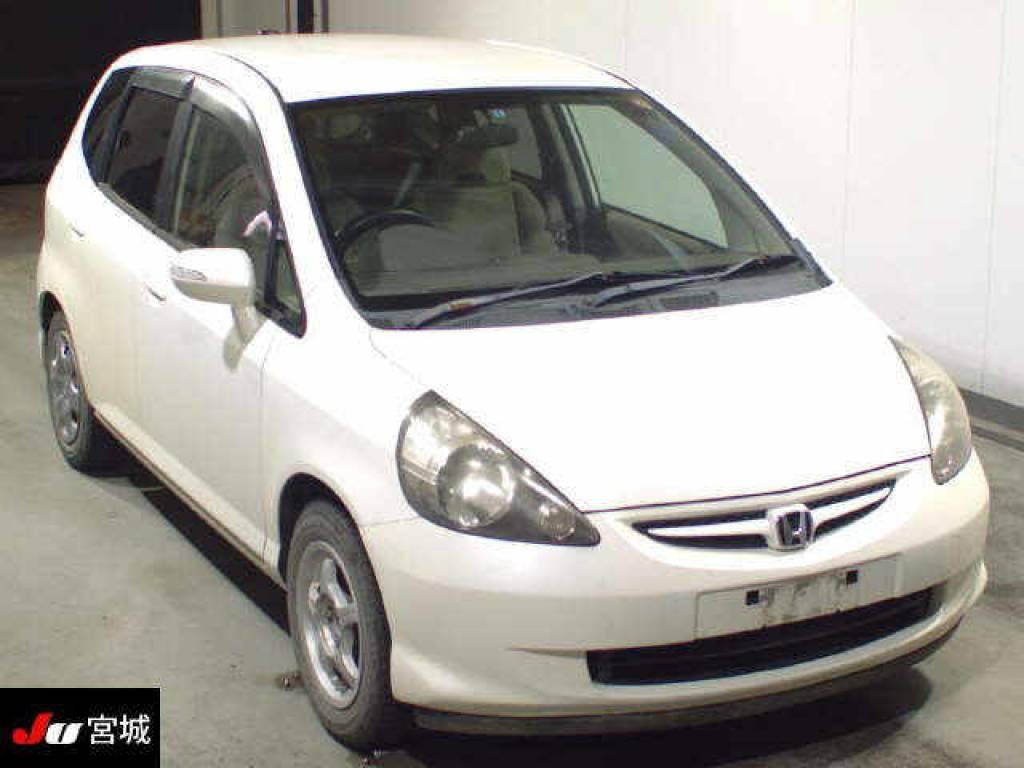 Used 2006 AT Honda Fit GD1