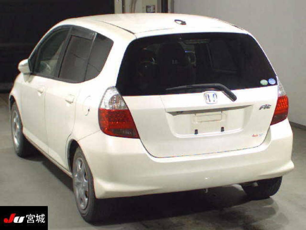 Used 2006 AT Honda Fit GD1 Image[1]