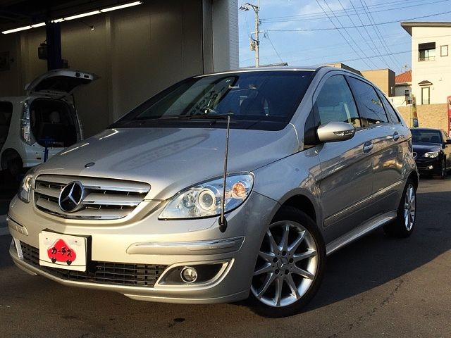 2006 at mercedes benz b class cba 245232 for sale carpaydiem for Mercedes benz service b checklist