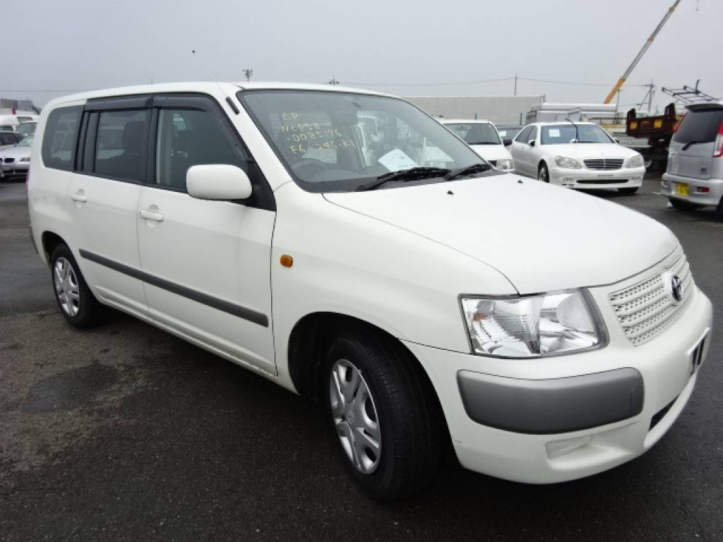 Used 2012 AT Toyota Succeed Wagon NCP58G