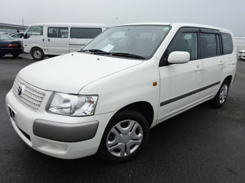 Used 2012 AT Toyota Succeed Wagon NCP58G Image[1]