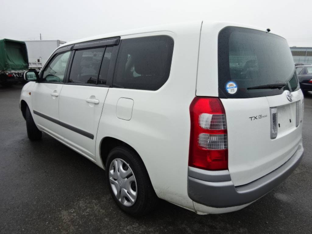 Used 2012 AT Toyota Succeed Wagon NCP58G Image[2]