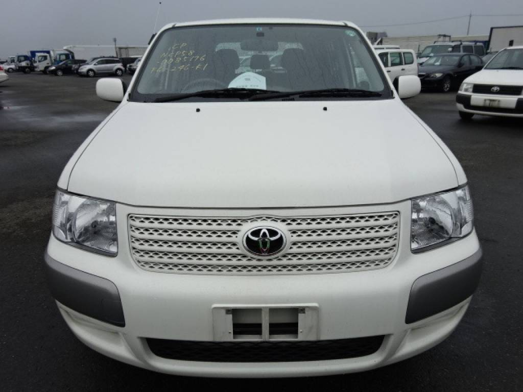 Used 2012 AT Toyota Succeed Wagon NCP58G Image[5]