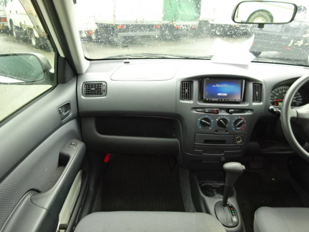 Used 2012 AT Toyota Succeed Wagon NCP58G Image[8]