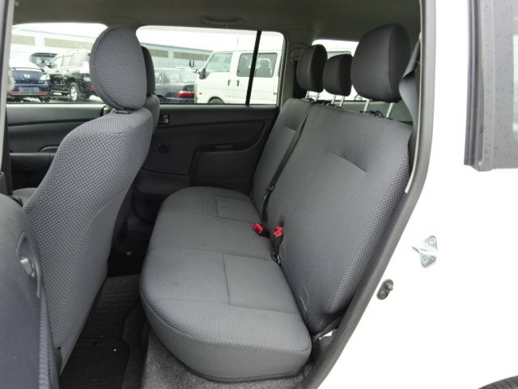 Used 2012 AT Toyota Succeed Wagon NCP58G Image[12]