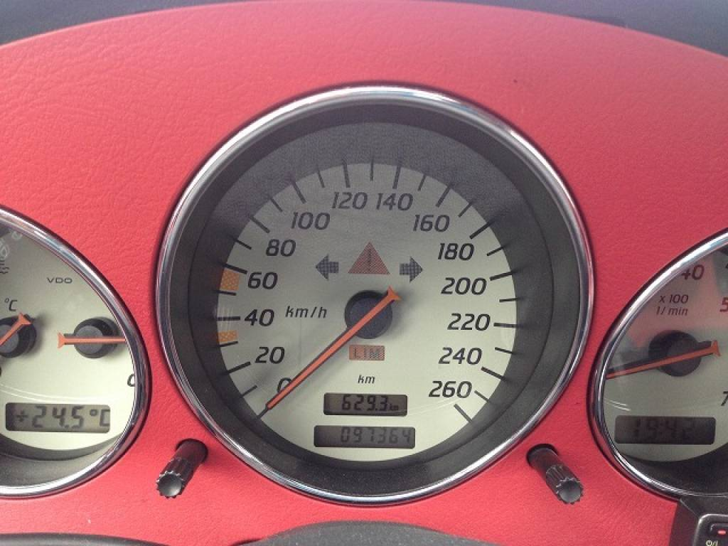 Used 1999 AT Mercedes Benz SLK Class 170447 Image[11]