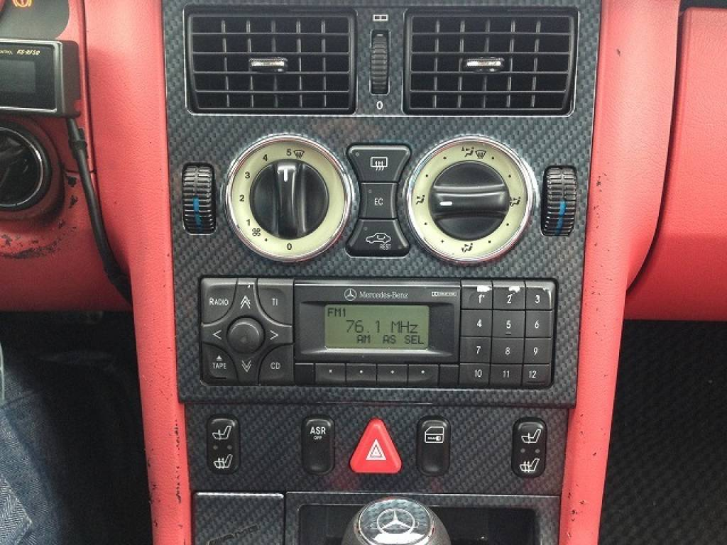 Used 1999 AT Mercedes Benz SLK Class 170447 Image[13]