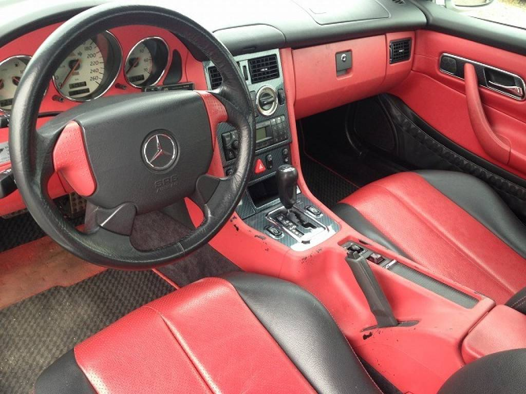 Used 1999 AT Mercedes Benz SLK Class 170447 Image[16]