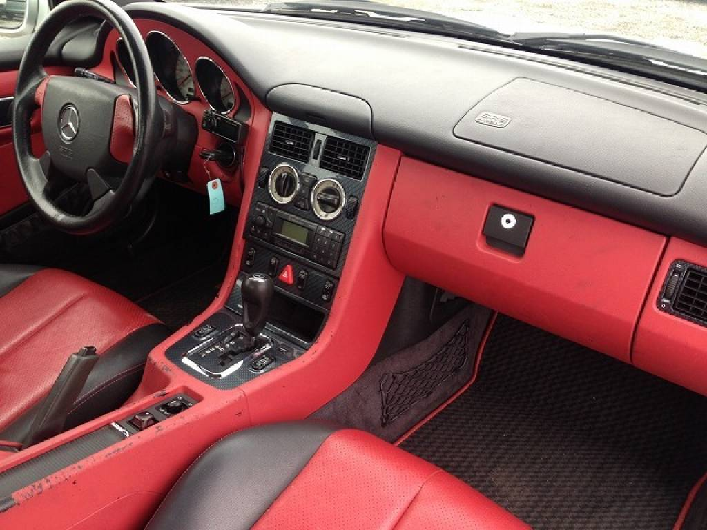 Used 1999 AT Mercedes Benz SLK Class 170447 Image[17]