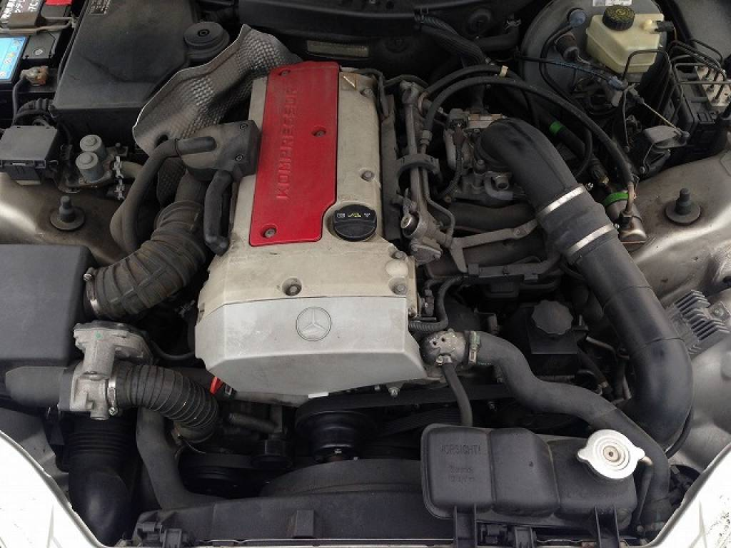 Used 1999 AT Mercedes Benz SLK Class 170447 Image[19]