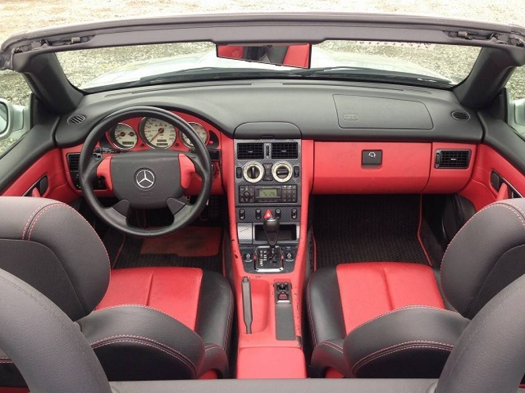 Used 1999 AT Mercedes Benz SLK Class 170447 Image[20]