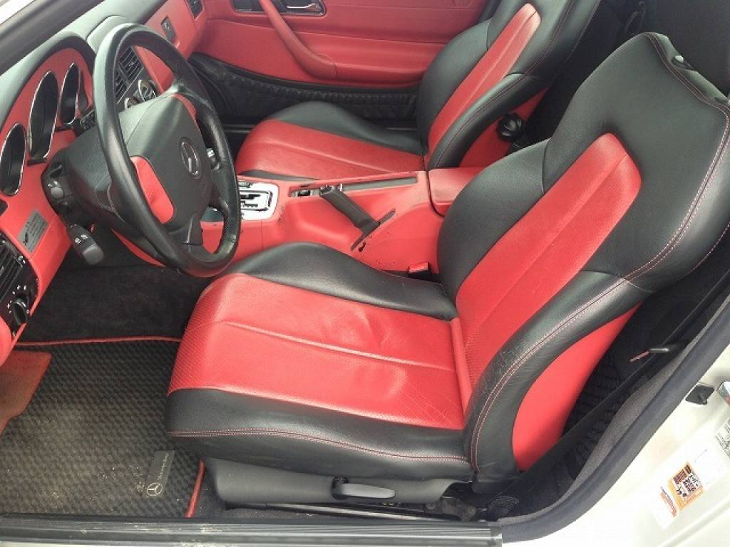 Used 1999 AT Mercedes Benz SLK Class 170447 Image[24]