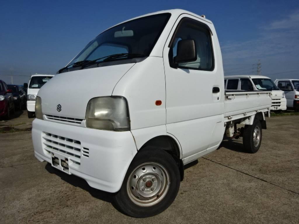Used 1999 MT Suzuki Carry Truck DA52T