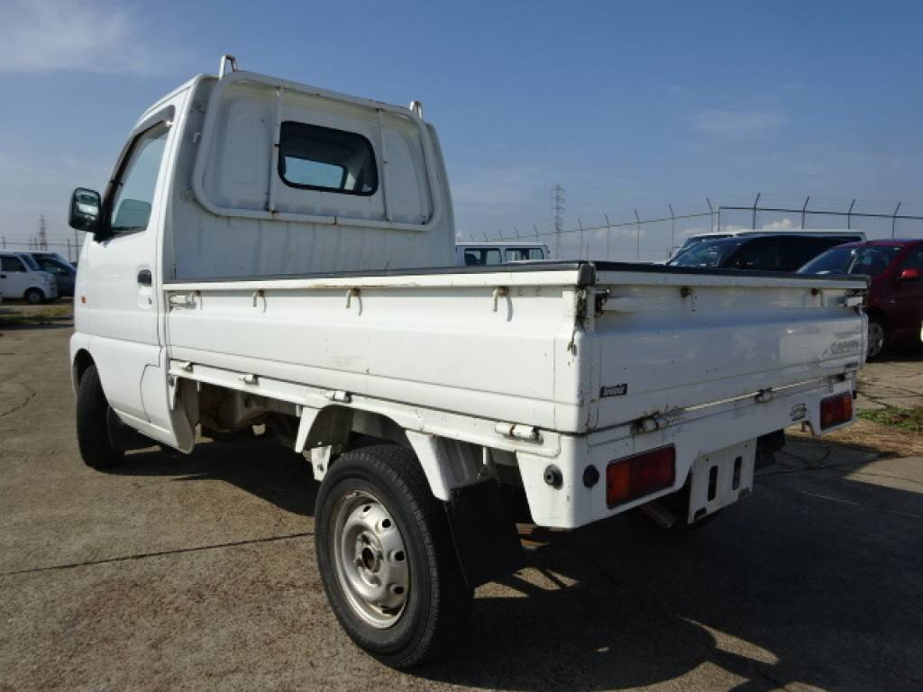 Used 1999 MT Suzuki Carry Truck DA52T Image[2]
