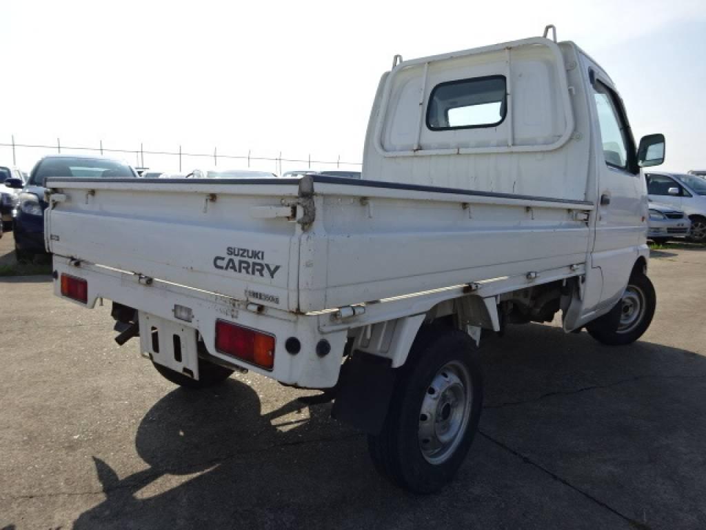 Used 1999 MT Suzuki Carry Truck DA52T Image[4]
