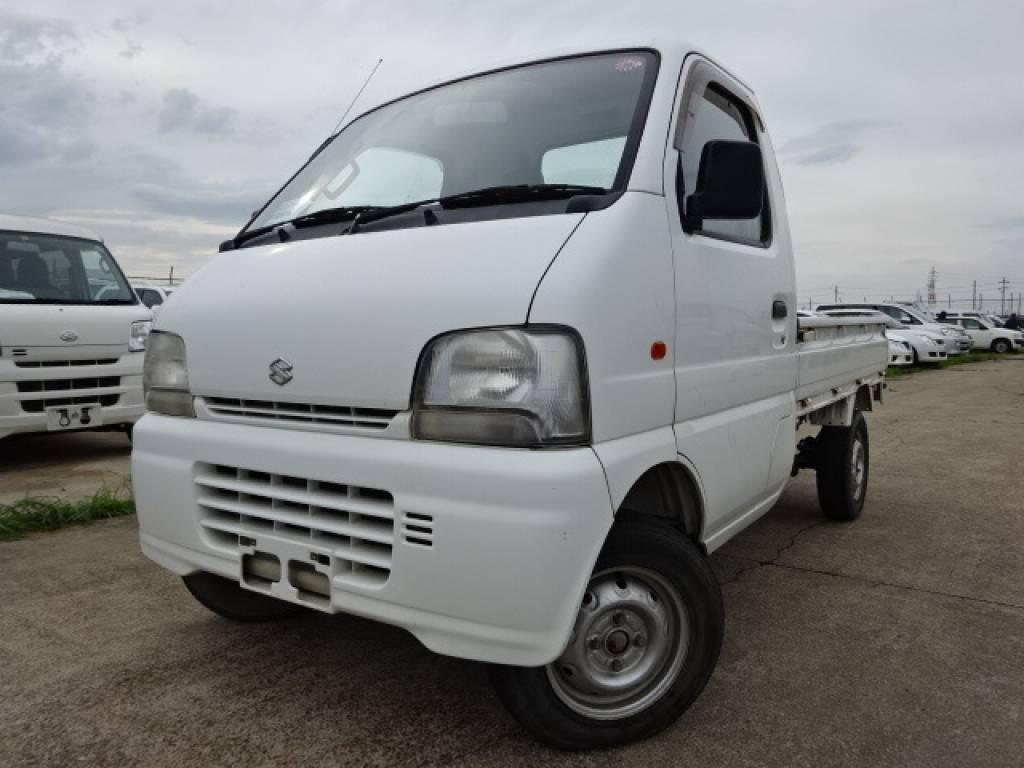 Used 1999 MT Suzuki Carry Truck DA52T Image[1]