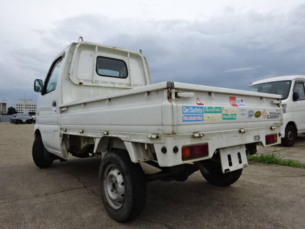 Used 1999 MT Suzuki Carry Truck DA52T Image[3]
