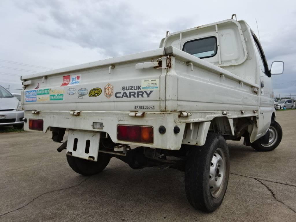 Used 1999 MT Suzuki Carry Truck DA52T Image[5]