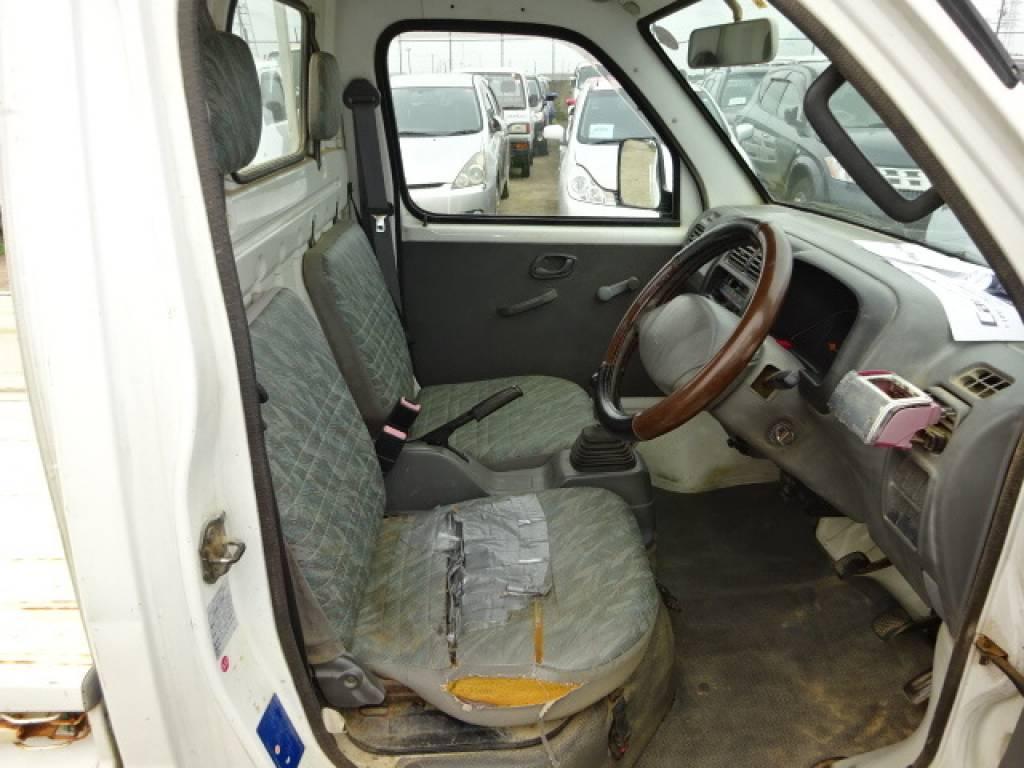 Used 1999 MT Suzuki Carry Truck DA52T Image[6]