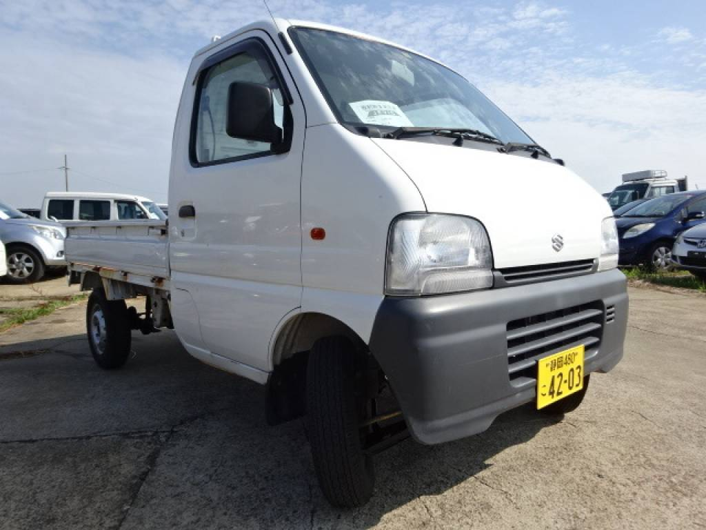 Used 1999 MT Suzuki Carry Truck DA52T