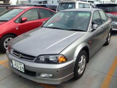 Honda Torneo 1999 from Japan