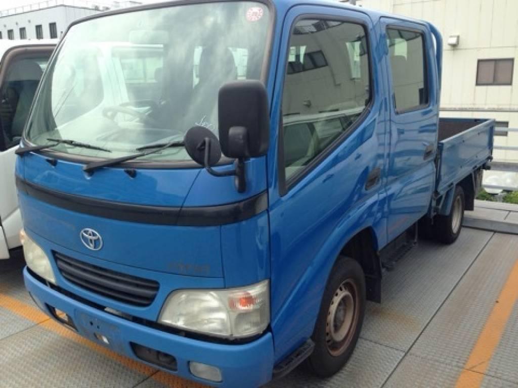 Used 2006 MT Toyota Dyna Truck TRY230-PGMEK
