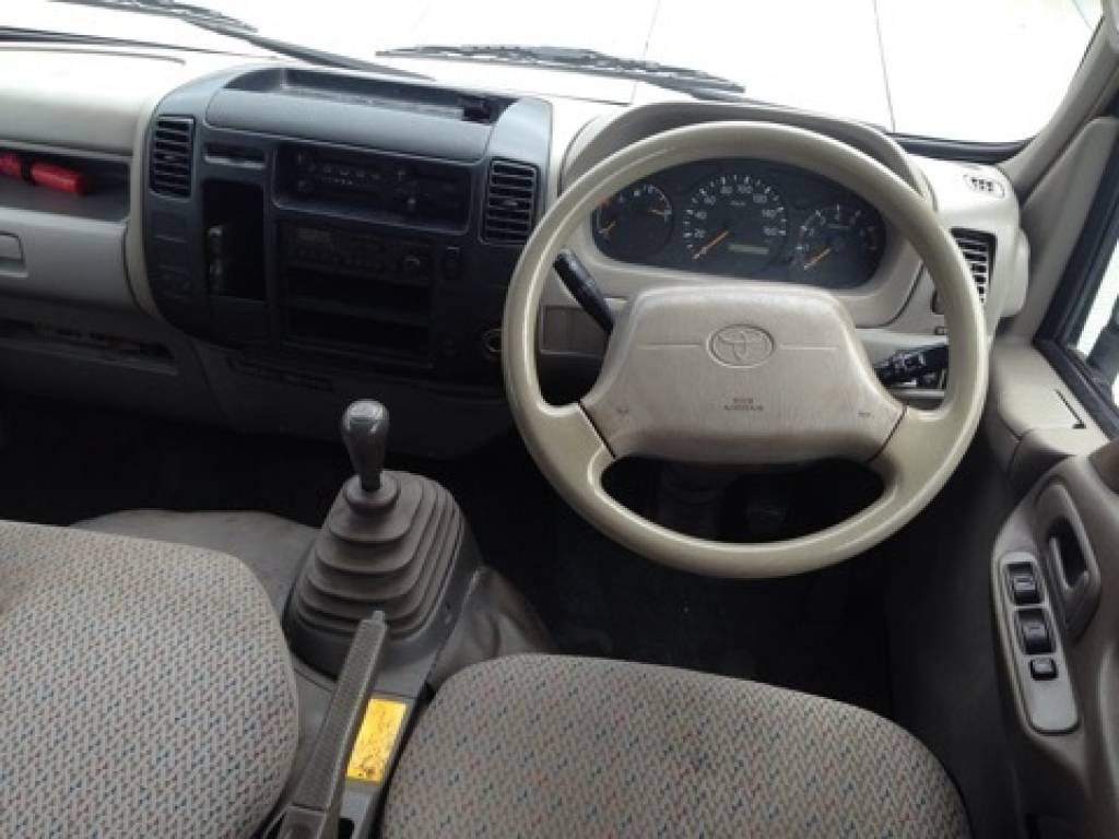 Used 2006 MT Toyota Dyna Truck TRY230-PGMEK Image[2]