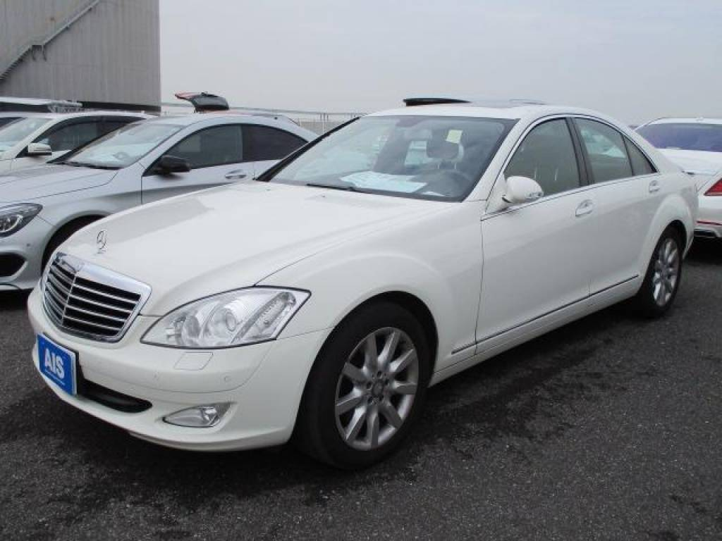Used 2007 AT Mercedes Benz S-Class 221056