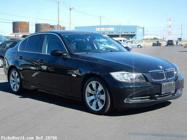 Used 2006 AT BMW 3 Series ABA-VD30