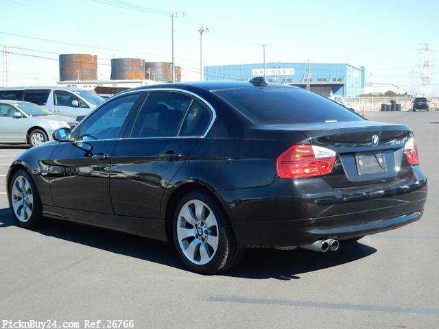 Used 2006 AT BMW 3 Series ABA-VD30 Image[1]