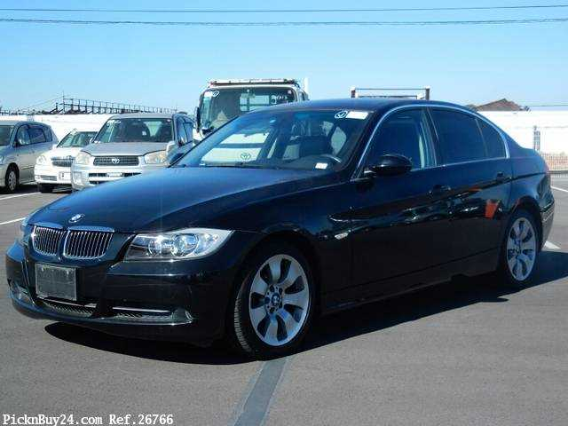 Used 2006 AT BMW 3 Series ABA-VD30 Image[2]