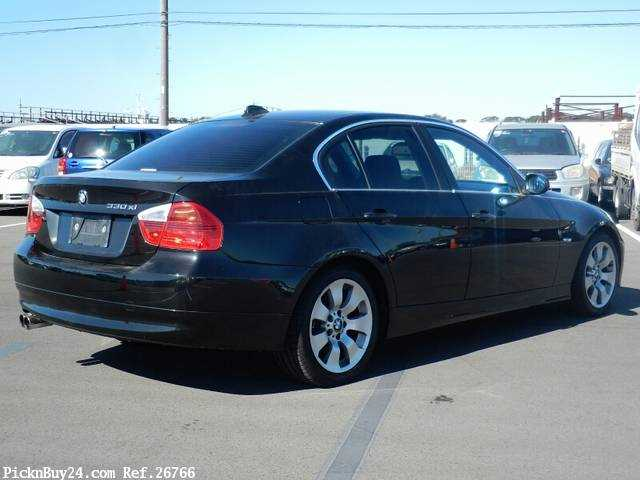 Used 2006 AT BMW 3 Series ABA-VD30 Image[3]