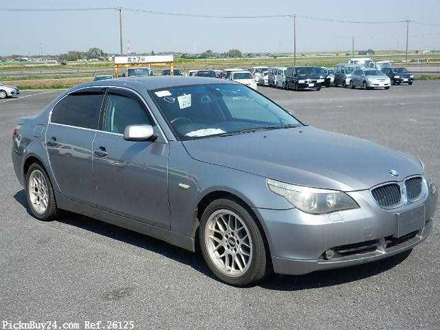 Used 2004 AT BMW 5 Series GH-NA30