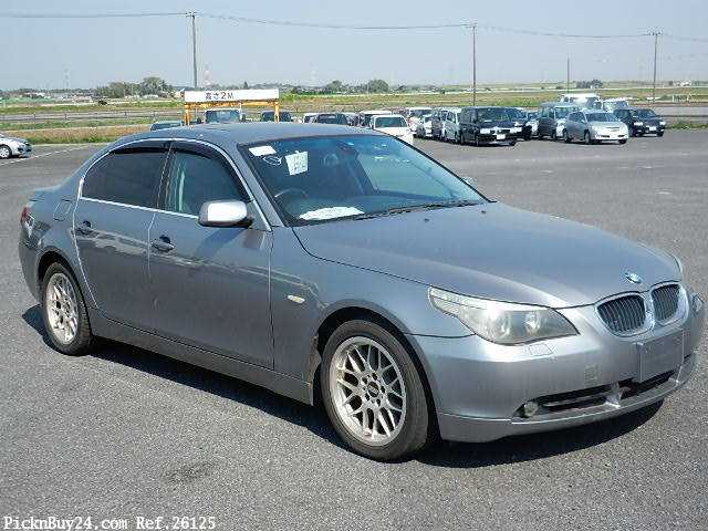 Used 2004 AT BMW 5 Series GH-NA30 Image[0]