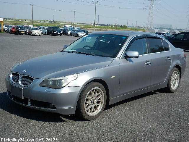 Used 2004 AT BMW 5 Series GH-NA30 Image[2]