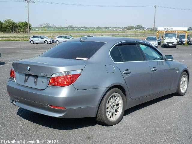 Used 2004 AT BMW 5 Series GH-NA30 Image[3]