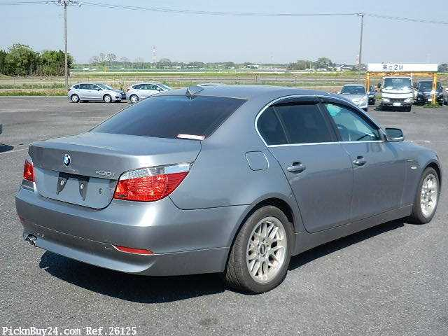 Used 2004 AT BMW 5 Series GH-NA30 Image[3]