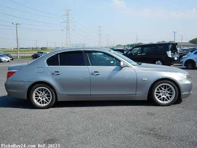 Used 2004 AT BMW 5 Series GH-NA30 Image[4]