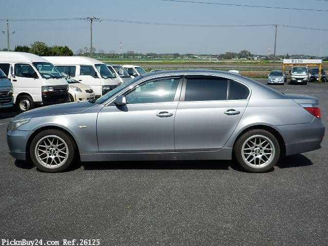 Used 2004 AT BMW 5 Series GH-NA30 Image[5]