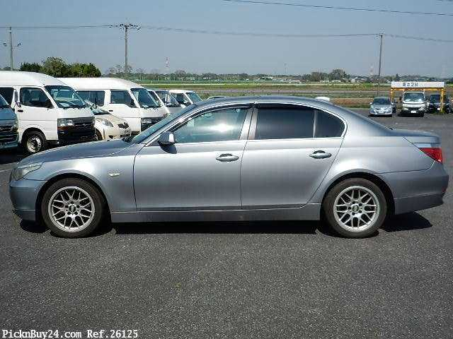 Used 2004 AT BMW 5 Series GH-NA30 Image[5]