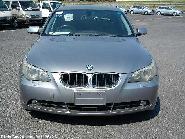 Used 2004 AT BMW 5 Series GH-NA30 Image[6]