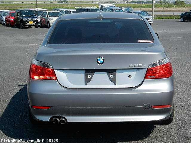 Used 2004 AT BMW 5 Series GH-NA30 Image[7]